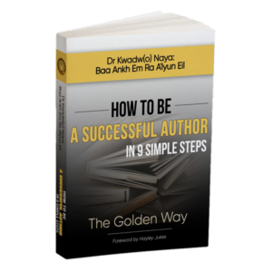 How To Be A Successful Author
